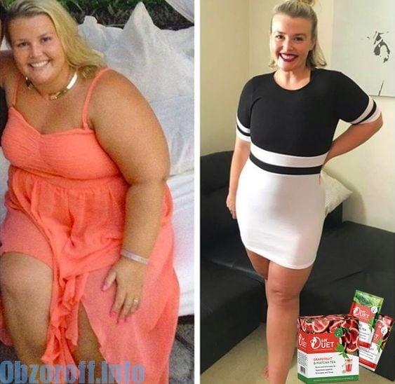 Diet Duet zur Gewichtsreduktion und schnell Abnehmen
