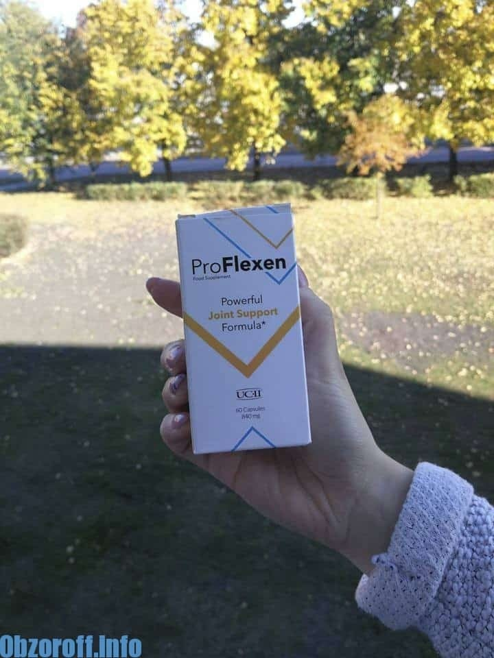 ProFlexen producto para las articulaciones