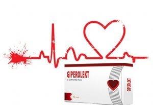 Giperolekt สำหรับการรักษาความดันโลหิตสูง