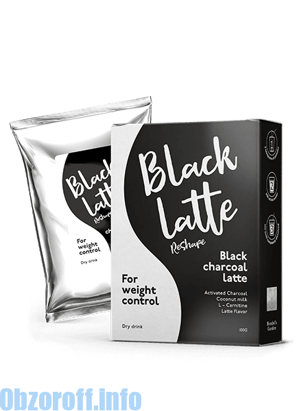 Black Latte caffè dimagrante
