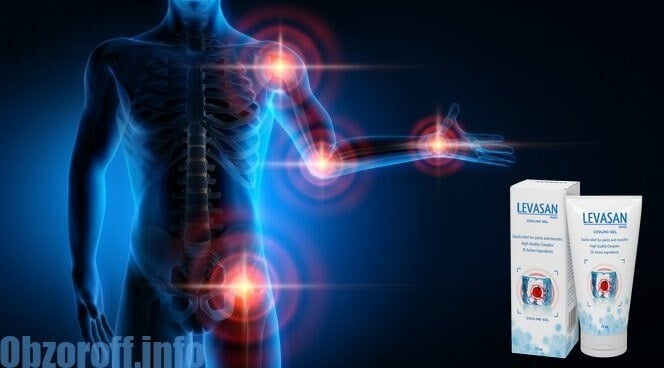 Opis kremu Levasan do leczenia zapalenia stawów