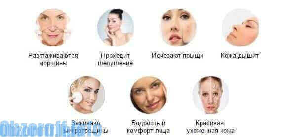 Collamask تجديد الوجه