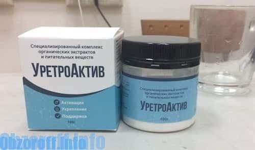 O medicamento Urethroakt garante uma ereção saudável dentro de 3 horas