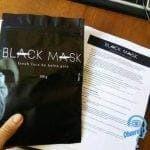 Черная маска Black Mask от прыщей, чёрных точек, акне и комедонов