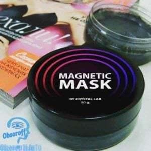 Магнитная маска Magnetic Mask для эффективного ухода за кожей лица