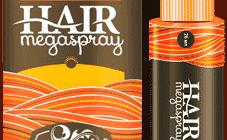 Hair Megaspray: Bewertungen, wo kauft man es, Preise