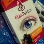 MaxiVisor MaxiVisor görmə qabiliyyətini yaxşılaşdırmaq üçün blueberry kapsulları