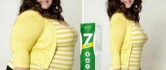 7-Slim para pérdida de peso y corrección de figura