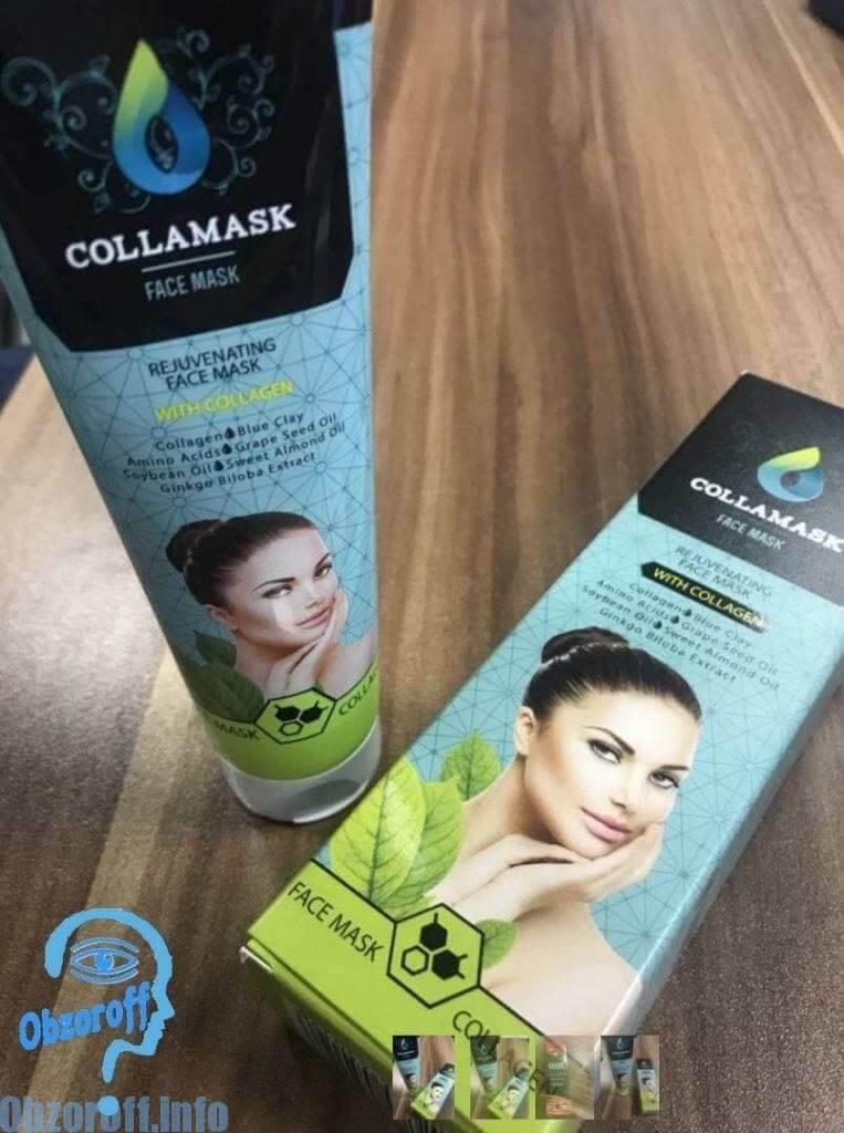 Collamask cream para mapabata ang balat nang mabilis