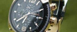 Часы Diesel DZ4297 описание технических характеристик и функций