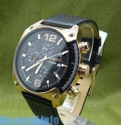Часы Diesel DZ4297 обзор