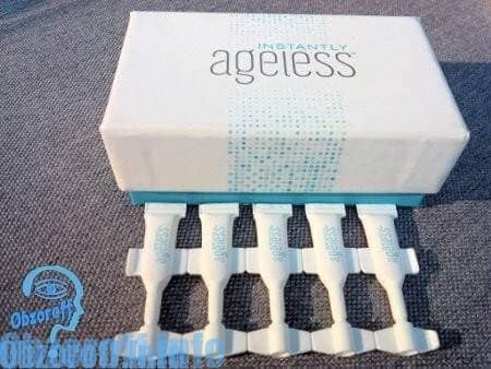 شباب Instantly Ageless شريط أحادي