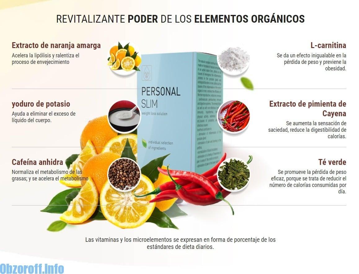 Personal Slim de adelgazamiento: cápsulas para perder peso en España