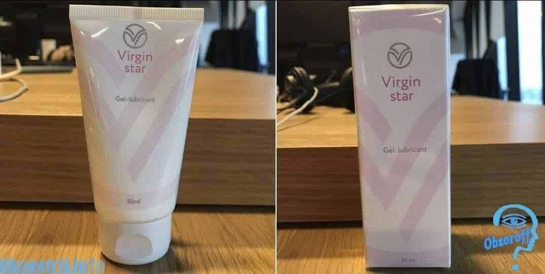Virgin Star para contração muscular vaginal 50 ml
