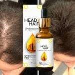 Head & Hair - Saçların böyüməsi və böyüməsi üçün yağ kompleksidir