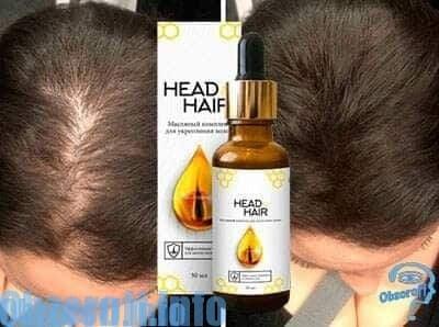 Head Hair մազերի աճը արագացնելու համար բարդ
