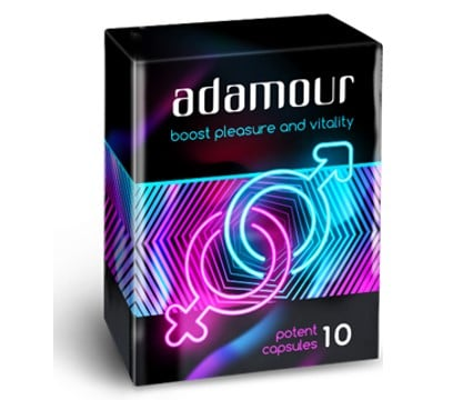 Capsules Adamour for potency