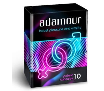 Viên nang Adamour cho tiềm năng