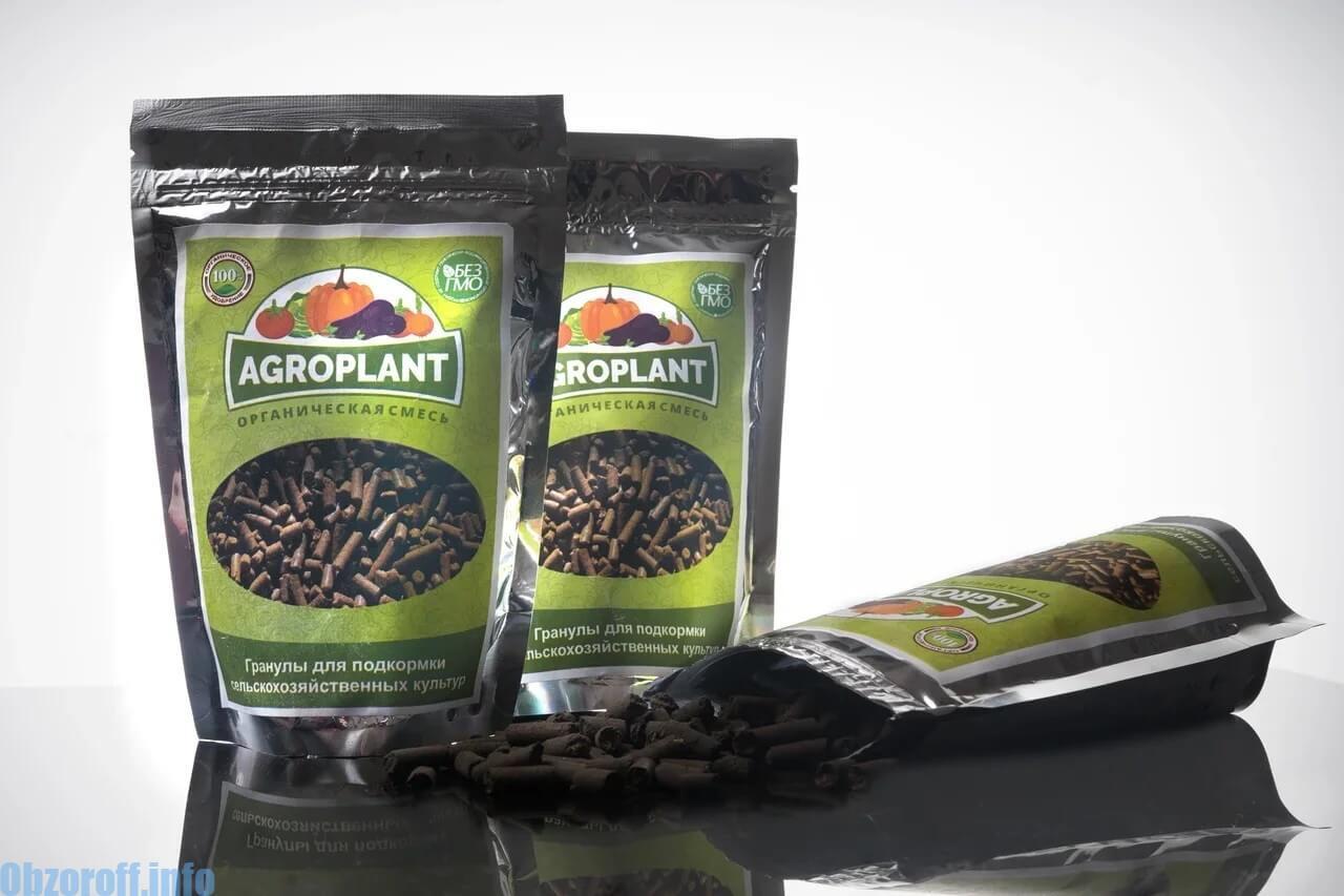 Biofertilisant Agroplant pour la croissance des plantes