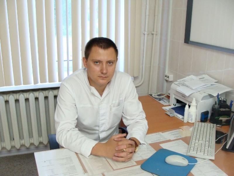 Александр Семенов, травматолог