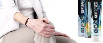 Artrovex Cream do leczenia chorób stawów i łagodzenia bólu