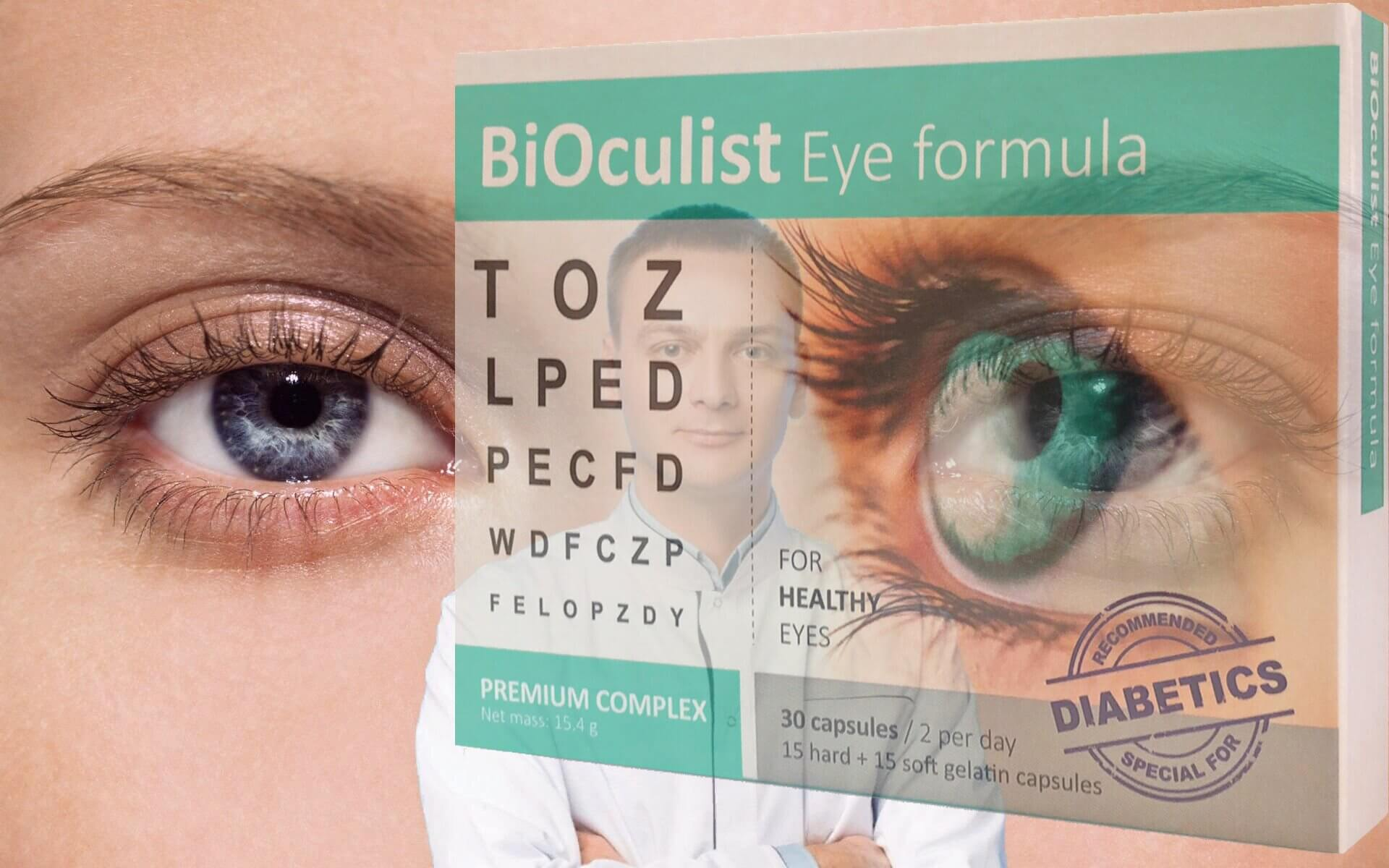 BiOculist to improve vision