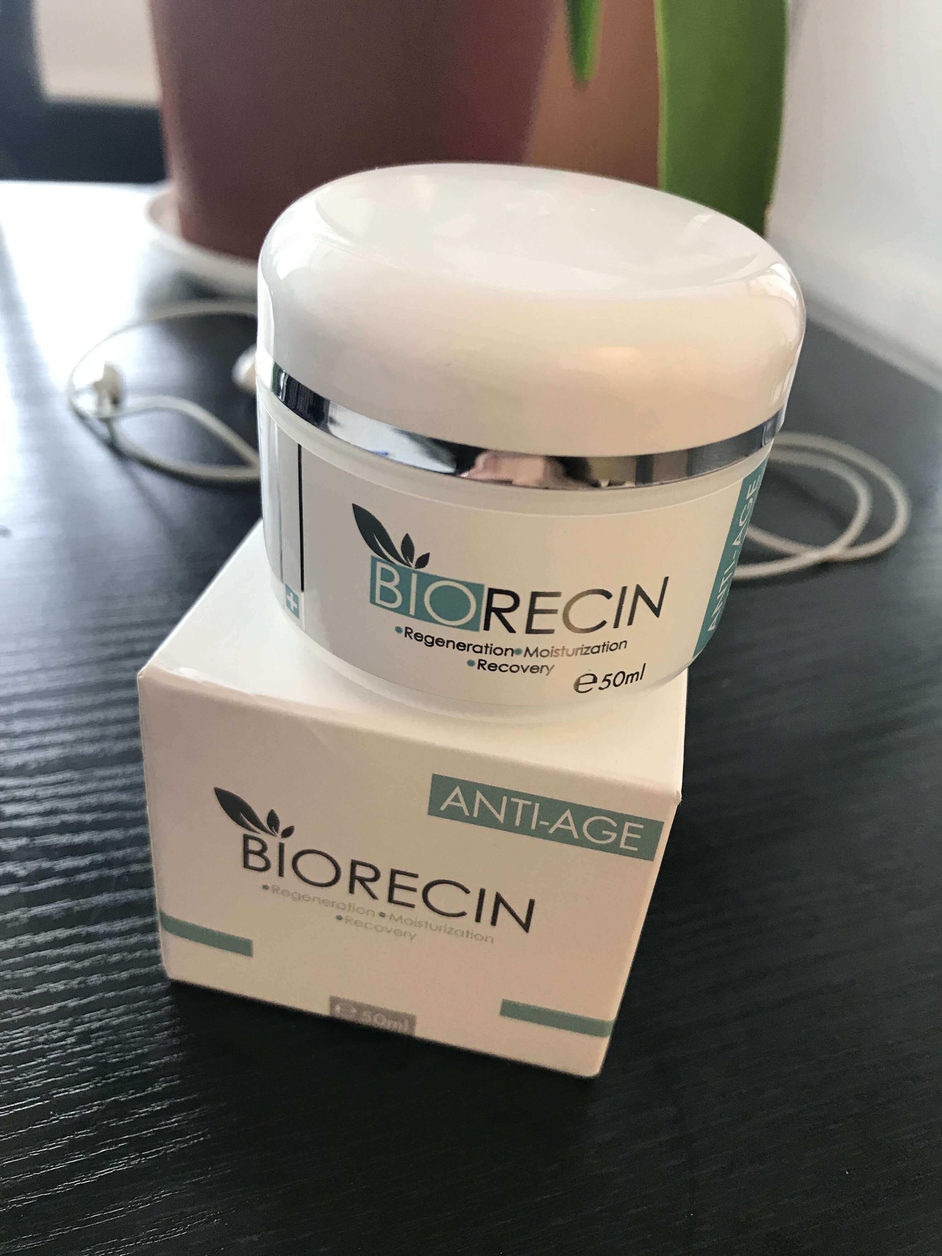 Biorecin smetana