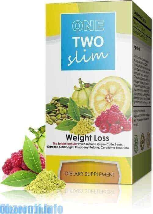 Onetwoslim weight loss
