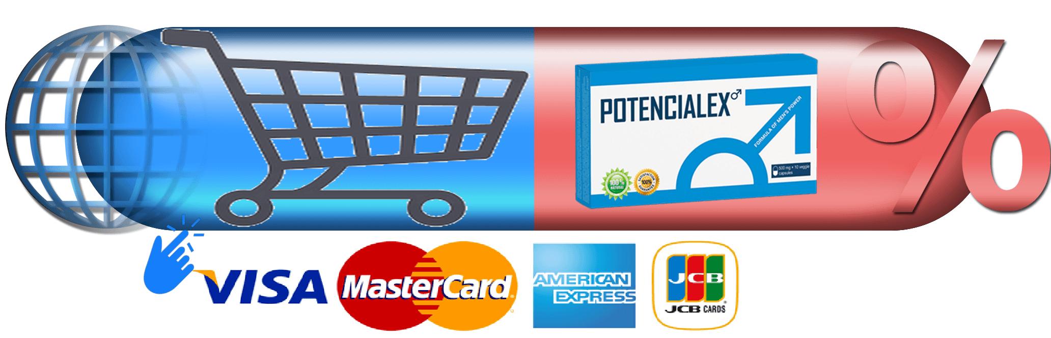 Cumpăra Potencialex și prețul capsulelor pentru potență