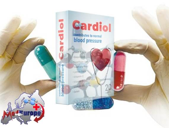 Cardiol for at sænke blodtrykket