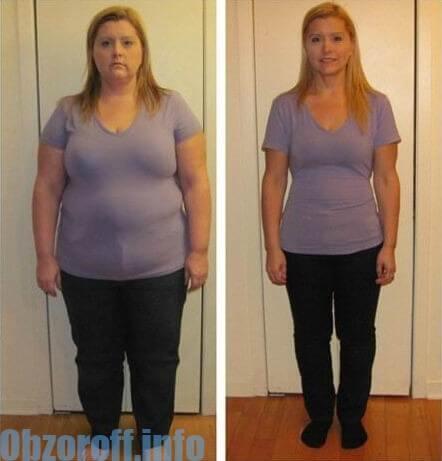 Снижение веса с комплексом En Forme