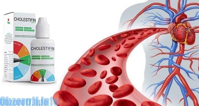 Cholestifin para bajar el colesterol: descripción, instrucción, precio