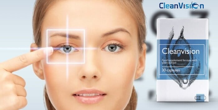 How it works Cleanvision on the eyes
