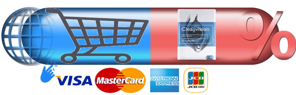Kjøpe Cleanvision i Europa
