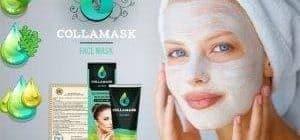 Gesichtsmaske COLLAMASK für die Hautverjüngung und gegen Falten