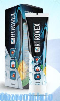 Gel Artrovex pour le traitement des maladies articulaires