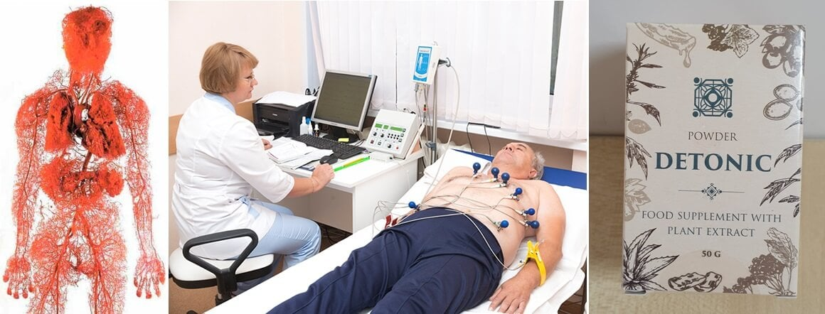 Comment Detonic  dans le traitement de l'hypertension