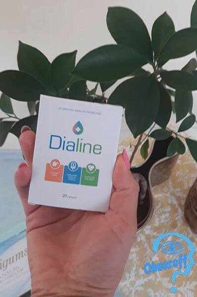Dialine 20 капсула даана