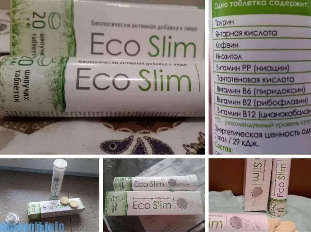 Eco slim pakkefoto