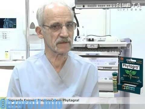Phytagra: Mišljenje lekara