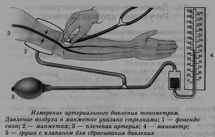hvordan man måler blodtrykket