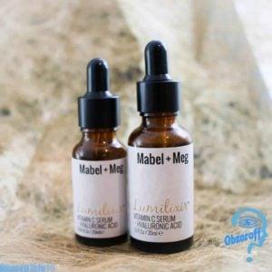 Сыворотка Mabel Meg Lumilixir для устранения морщин и омоложения кожи