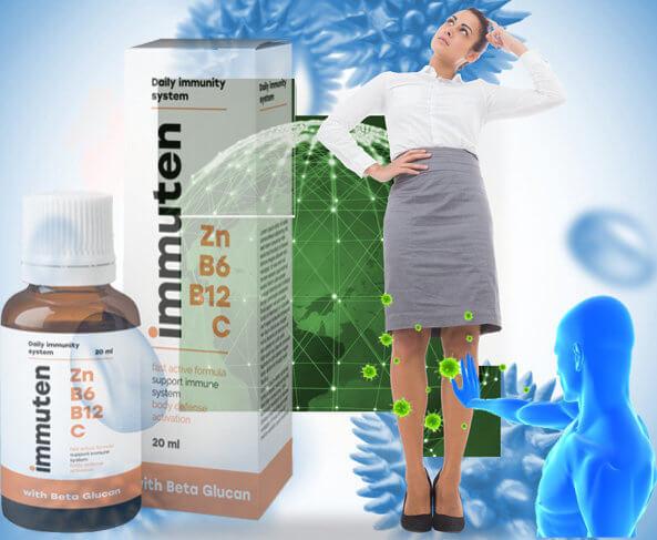 Immuten kapi za imunitet