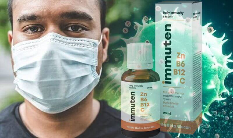 Immuten for protection against harmful viruses
