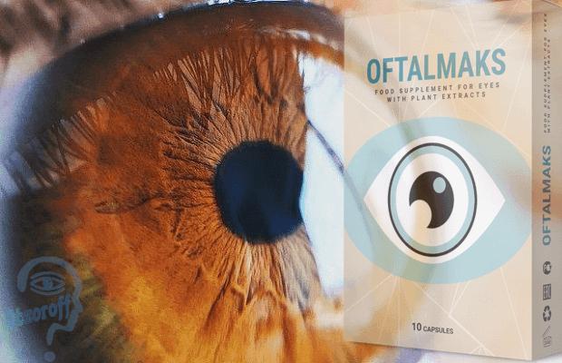 препарат для зору Oftalmaks