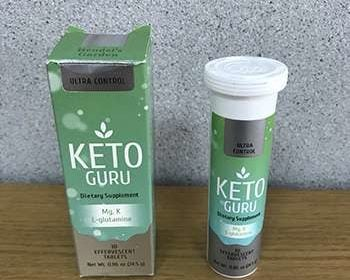 Keto Guru Diet հաբեր