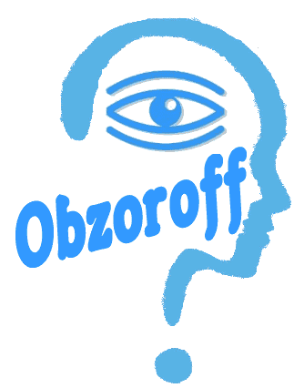 "Obzoroff ""Journal Obzoroff Info"" logotipas"