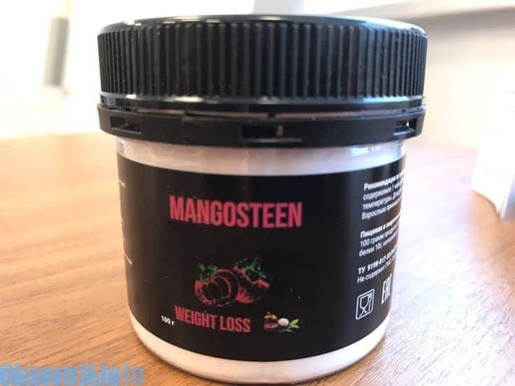 Mangosteen Fruchtsirup zum Abnehmen