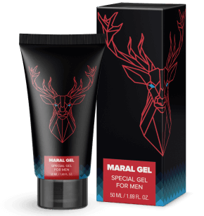 Maral Gel will make a long penis and a stronger erection