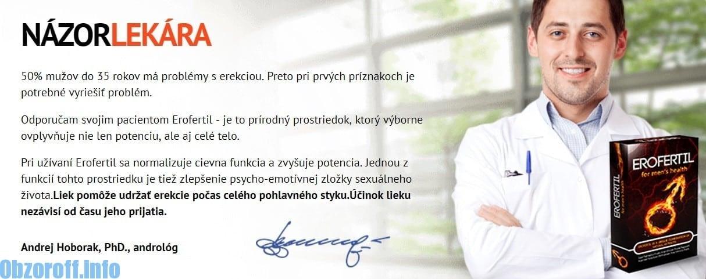 NAZOR LEKARA Erofertil